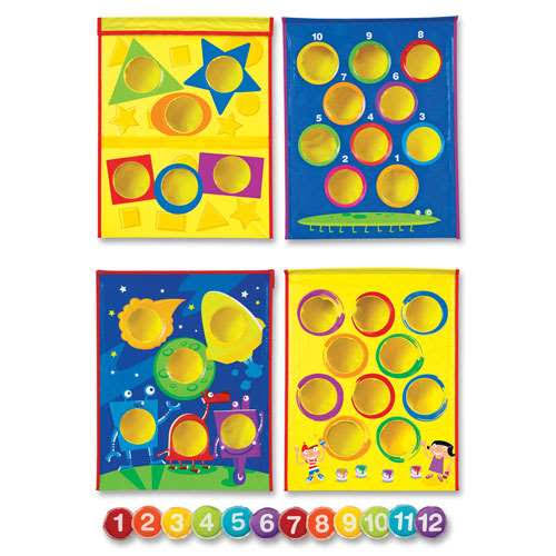 Learning Resources Smart Toss Bean Bag Game