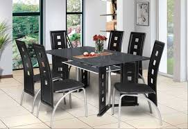 Annis 7Pc Table Chair
