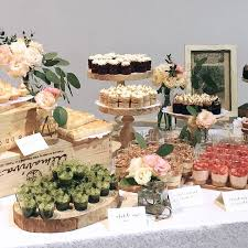 Our Mouthwatering Packages Dessert Tables