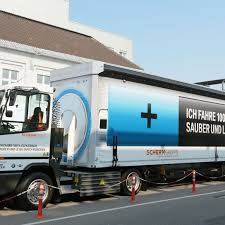 100 Ton Truck BMW Is First To Deploy An Electric 40ton Truck On European Roads