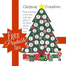 Crafty Christmas Countdown Free Printable AS They Grow