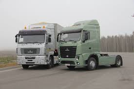 МАЗ - MAZ HAS LAUNCHED THE PRODUCTION OF EUROPEAN TRUCKS
