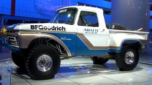 1966 Ford F-100 Baja Off Road
