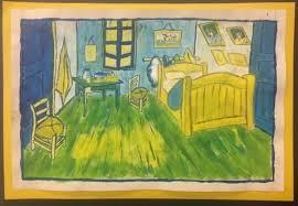 Vincent van Gogh Bedroom at Arles ArtVentureZone