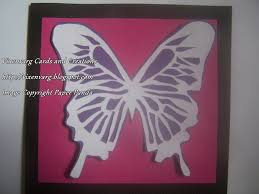 Of Various Designs Out There What Set Me Off Was This Picture The Unicorn But For My Very First Paper Cut I Decided To Go With Butterfly Below