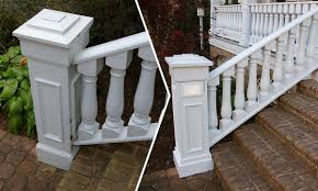Front Porch Railing For Stair