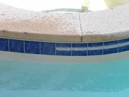how to remove water from pool tiles pool