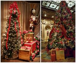 Silver Tip Christmas Tree Los Angeles by Stiletto City The Blog About Fashion Beauty Entertainment And