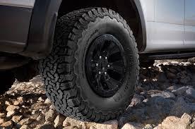 100 Ford Truck Tires Trend 2017 F150 Raptor Features BFGoodrich TA KO2