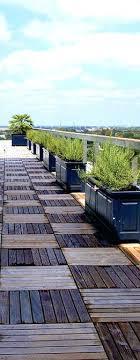roof deck pavers wood interlocking deck tiles flat roof deck
