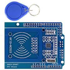 NFC Shield RFIDRC522 RF IC Card Sensor Kit For Arduino UNO Mega2560