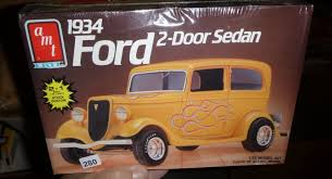 100 1934 Chevy Truck For Sale AMT D 2 Door Sedan Model Car Kit 6510 For Sale Online EBay
