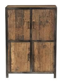 rustikaler wohnzimmerschrank sleeper wood