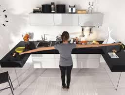 le suspendue cuisine cuisine lago suspendue aubry décoration