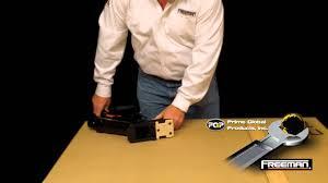 freeman pfl618 15 5 16 ga 2 in flooring nailer baseplate change