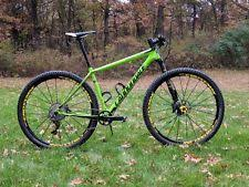 Cannondale Flat Bar Front Suspension Mountain Bicycles