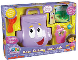 Dora The Explorer Kitchen Set India by Fisher Price Dora Talking Backpack