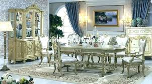 Italian Dining Room Sets Table And Chairs Furniture Rustic