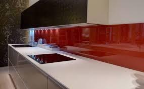 credence verre cuisine découpe et installation de crédence de cuisine en verre à toulouse