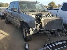 2007 Chevrolet Silverado For Sale At Copart San Martin, CA Lot# 50600688