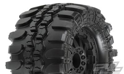 ProLine Rc Vehicle Model Interco TSL SX Super Swamper Rear Stampede Rustler Tires - 2.8""