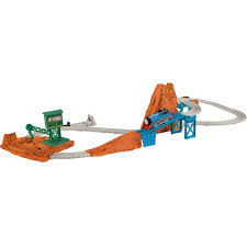 Trackmaster Tidmouth Sheds Toys R Us by Mudslide Mountain Set Thomas And Friends Trackmaster Wiki