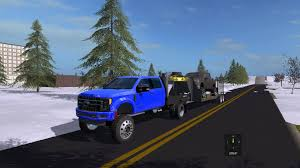 LIFTED FORD TRUCKS PACK UNZIP V1.0 For LS17 - Farming Simulator 2017 ...