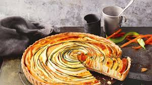 herzhafte kuchen mit pikanten details genuss
