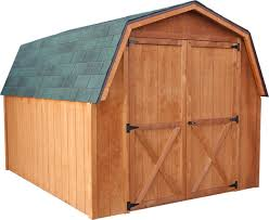 Pre Built Sheds Columbus Ohio by Oakwood Storage Barns And Buildings Rent To Own Prices Ohio