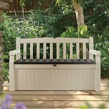 making outdoor deck storage bench u2014 railing stairs and kitchen design