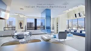 100 Penthouses San Francisco Italian Modern Penthouse