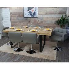 6x esszimmerstuhl houston küchenstuhl drehstuhl stuhl
