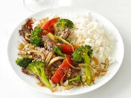 Chinese Beef With Broccoli