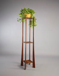 Patio Plant Stand Uk by Wooden Plant Stand Wooden Plant Stands Set Of 2 Plant Stand From