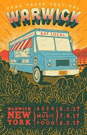100 Eddies Pizza Truck The Warwick Food Festival Returns July 6 Warwick Valley