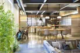 100 Loft Style Home Plants Sofa Dining Kitchen In Terrassa Spain