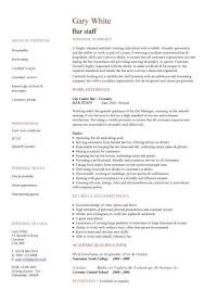 Resume Examples Hospitality ResumeExamples
