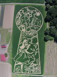Mccalls Pumpkin Patch Employment by 10 Extraordinary Corn Mazes That Are Fun For Families