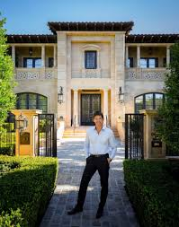 100 Landry Design Group Richard The King Of Tasteless Mansions Aims To Please His