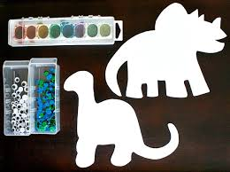 Easy Dinosaur Craft For Toddlers