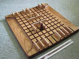 Quoridor Diy GamesHomemade ToysWood GamesWooden Board
