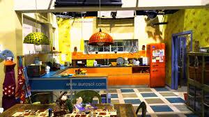 Caractersticas de la Cocina Aurosol de Los Protegidos de Antena 3