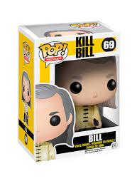 Bill Bates Pumpkin Patch by Funko Kill Bill Pop Bill Vinyl Figure Topic