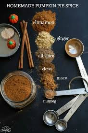 Storing Pumpkin Pie by Homemade Pumpkin Pie Spice Life Made Sweeter
