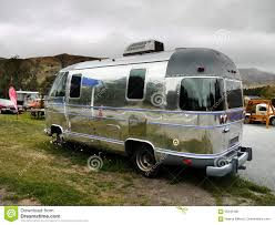 100 Antique Airstream Vintage Vehicles Camper Motor Homes Editorial Photo