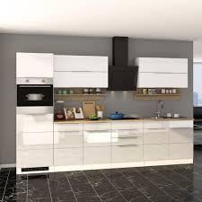 küchen umbauschrank hamburg 200 cm hoch hochglanz weiß weiß