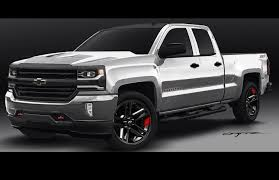2016 Chevy Silverado Red Line Concept Reveal | GM Authority 2014 Chevy Silverado Black Ops Concept Truckin Chevrolet 1500 Wheels Custom Rim And Tire Packages Blacksheep Accuair Suspension 6772 Truck Billet Alinum 5 Vane Ac Vents With Bezel 2019 High Country 4x4 For Sale In Ada Ok Ltz Z71 Double Cab 4x4 First Test Big Jacked Up Trucks Youtube Widow Best 1950 Completed Resraton Blue Belting Painted Colorado Midsize Diesel Chevy Black Widow Lifted Trucks Sca Performance