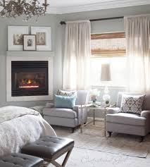 Love The Window Dressings And Chairs Not Sure My Bedroom Is Large Enough For A