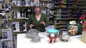 Progressive Over The Sink Colander by Strainers Vs Colanders Absolutely Fabulous Youtube