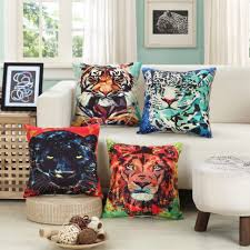 Sofa Throw Covers Walmart by Sofas Center Font Large Cats Decorative Pillows Leopards Lions